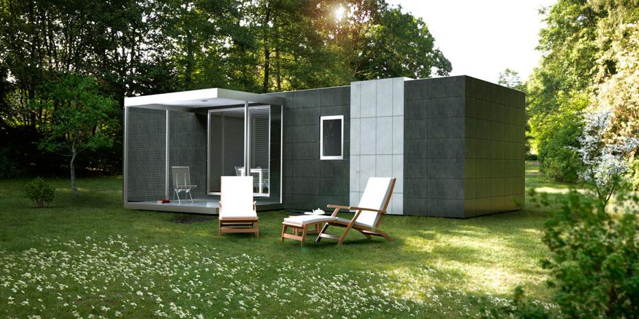 Casa cube rationalize - Cube casas prefabricadas ...